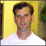 Chris Albrecht, Executive Chef at Eno Terra Restaurant