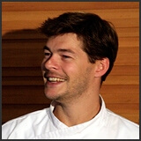 Scott Anderson, Executive Chef at Elements Restaurant in Princeton NJ