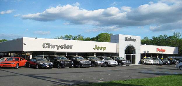Dodge Dealers In Nj >> Baker Chrysler Jeep Dodge Auto Dealership In Princeton Nj