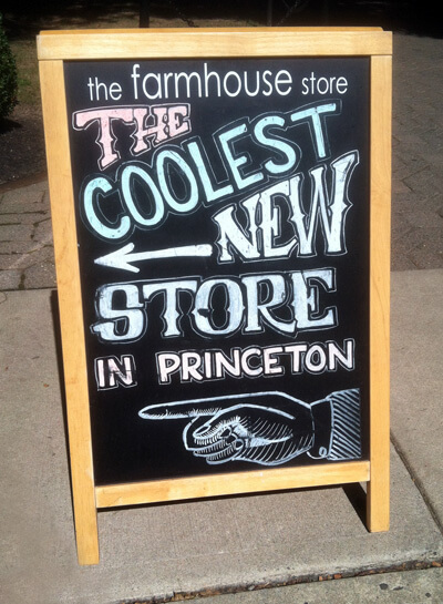 Farmhouse Furniture Store in Princeton New Jersey