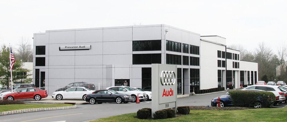 Princeton Audi Auto Dealership