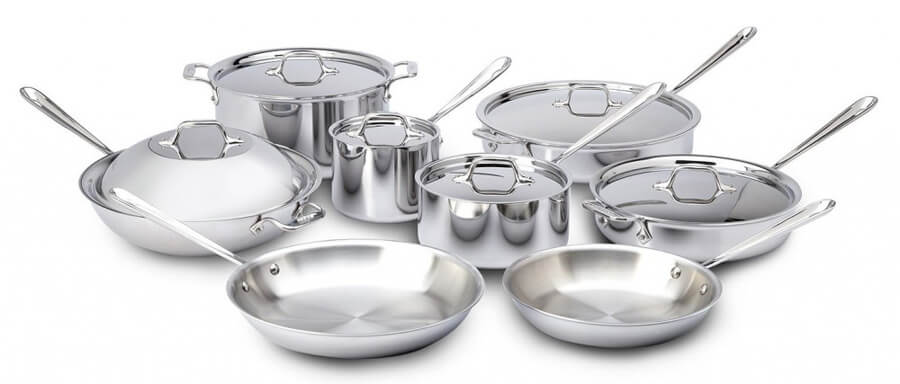 ACE Housewares Princeton Now Carries All-Clad, the best in stainless steel cookware