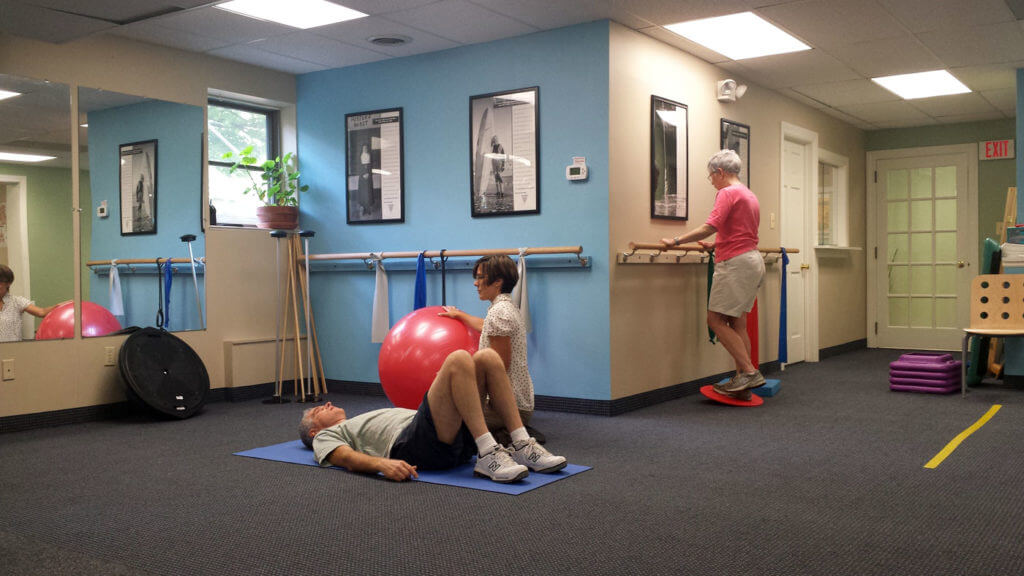 Progression Physical Therapy of Princeton provides expert outpatient rehabilitative care
