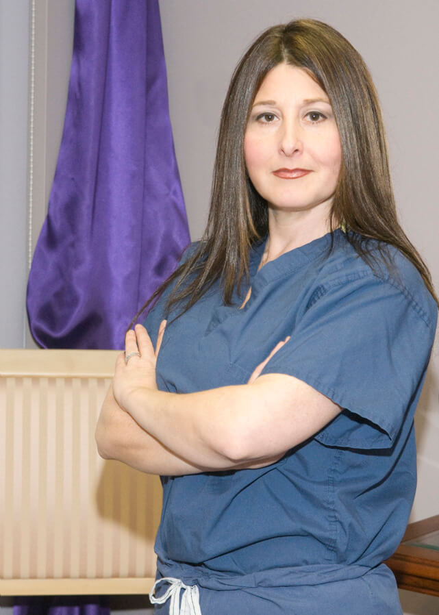 Dr. Stacy Kaplan