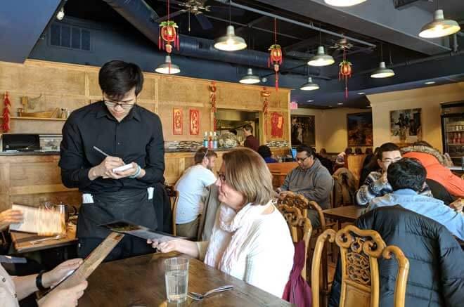 Tiger Noodles– Chinese Restaurant 252 Nassau St, Princeton, NJ 609-252-0663