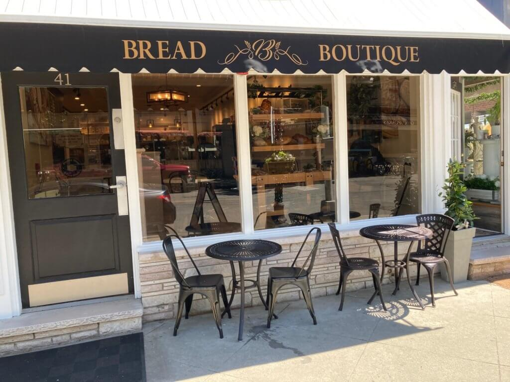 Bread Boutique on Witherspoon Street in Princeton NJ